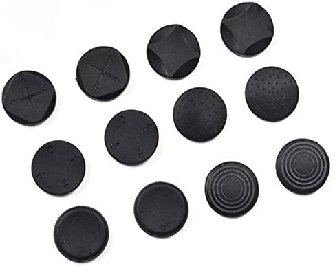 ElementDigital® 12pcs Joysticks Pad Cover, Button Protectors Thumbstick Joysticks Pad Cover Case for Playstation Vita PSV – The Super Cheap