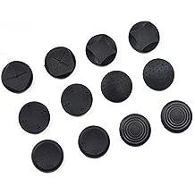 elementdigital® 12pcs Joysticks Pad Cover, botón Protectores Joysticks Thumbstick Pad Funda para PlayStation Vita PSV