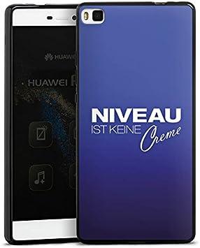 Huawei P10 Plus Carcasa Case Funda Móvil ganancia Crema Alemán ...