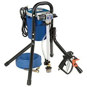 Graco magnum dx paint sprayer 232735 tools for Graco xr5 airless paint sprayer