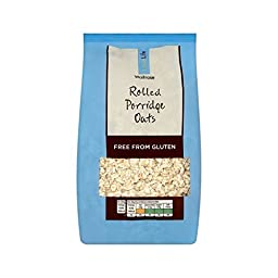 Gluten Free Porridge Oats Waitrose Love Life 400g - Pack of 6
