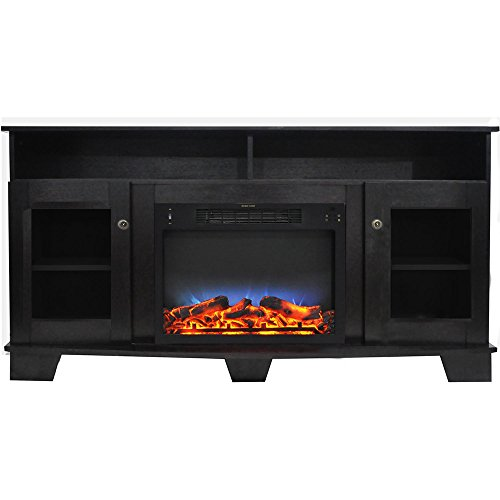 59 inch electric fireplace - 2