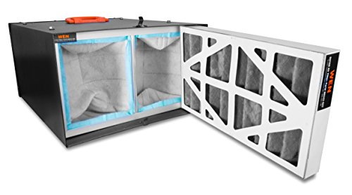 WEN 3410 3-Speed Remote-Controlled Air Filtration System by WEN (Image #3)'