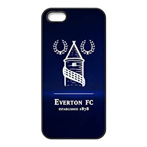everton logo png Phone Case For Sam Sung Galaxy S4 Mini Cover