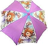 Disney Ready To Be A Princess Sofia the First Girls 21'' Umbrella Handle