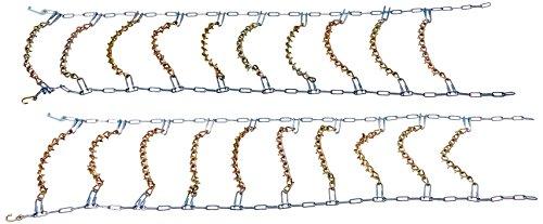 """Kolpin 50-0020 9"""" V-Bar Chain in Plastic Case"""