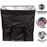 Mission Darkness Revelation EMP Shield for Generators and Extra-Large Electronics. Military-Grade Faraday Bag Designed for EMP/CME Protection, Forensic Investigators, preppers, and Personal Security