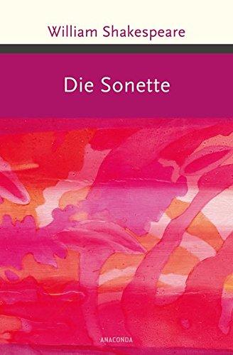 Shakespeare - Die Sonette (Große Klassiker zum kleinen Preis) Gebundenes Buch – 4. August 2014 William Shakespeare Gustav Wolff Anaconda Verlag 3730601644
