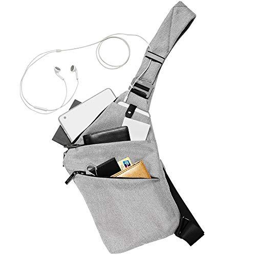 OSOCE Sling Bag Crossbody Backpack Waterproof Multipurpose Daypacks for Travel Sports