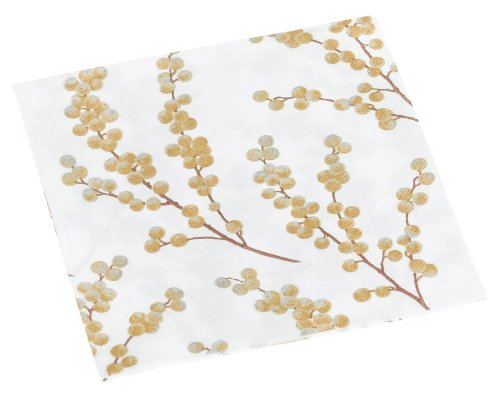 Hearts Lunch Napkins - 1