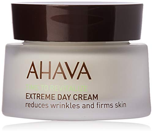 AHAVA Dead Sea Extreme Day Cream, Time to Revitalize, 1.7 Fl Oz