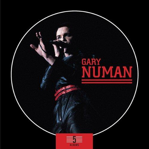 Price comparison product image 5 Album Box Set by Gary Numan (2013-05-21)