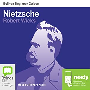 Nietzsche: Bolinda Beginner Guides Audiobook