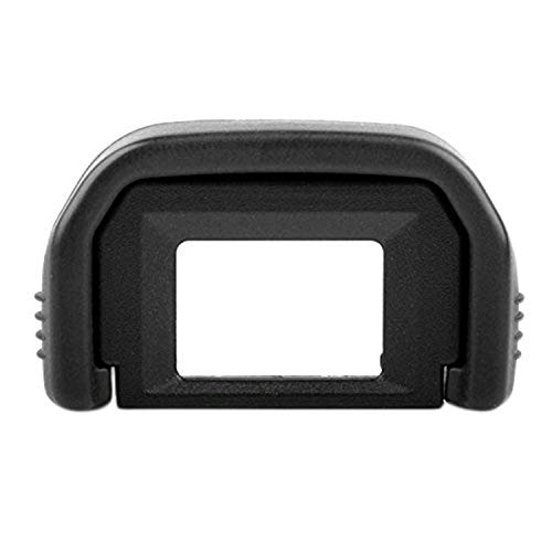 TOOGOO Camera Eyecup Eyepiece for Canon Ef Replacement Viewfinder Protector for Canon Eos 350D 400D 450D 500D 550D 600D 1000D 1100D 700D 100D Xt Xti Vs Xsi T1I T2 T2I T3 T3I T4I T5I Sl1 by TOOGOO (Image #1)