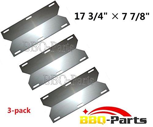 hongso-spb631-3-pack-stainless-steel-grill-heat-plate-heat-shield-heat-tent-burner-cover-vaporizor-b