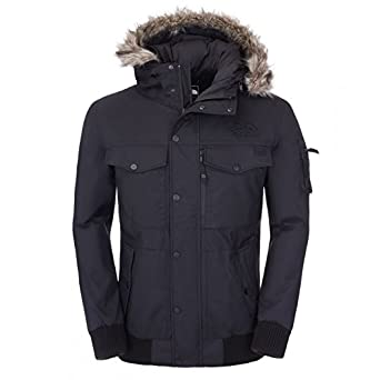 e9d2ca69cc The North Face - Parka Homme The North Face Gotham Noire-Taille - S ...
