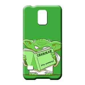 samsung galaxy s5 phone carrying shells Plastic case High Quality yoda grammar