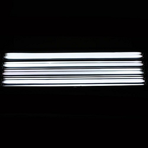ViaVolt 54W 2700K, 4ft, High output T5 grow lamp, red for flowering plants. T5 HO replacement fluorescent