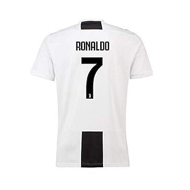 f200c7b31c9 CRVSMESS1 Juventus  7 C Ronaldo Home Mens 2018-2019 Season Soccer Jerseys  Color White