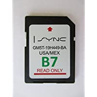 B7 Ford and Lincoln U.S and Mexico SD navigation card latest 2017 update for all 13 14 15 16 17 Ford and Lincoln OEM part number GM5T-19H449-BA