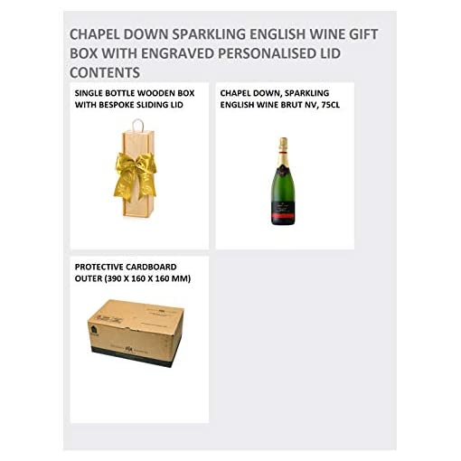 41k3EMsbqvL Valentines-Day-Chapel-Down-Sparkling-English-Wine-Gift-Box-With-Engraved-Personalised-Customised-Lid