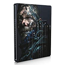 PS4 Death Stranding (Edición Steelbook) - Collector's Limited Edition - PlayStation 4