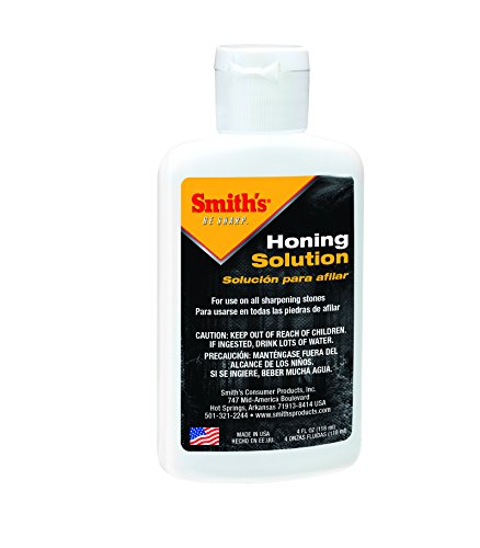 - Smith's HON1-4oz Honing Solution