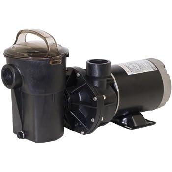 com hayward sp power flo ii horsepower above hayward sp1580x15tl power flo lx series 1 1 2 horsepower pool pump twist lock