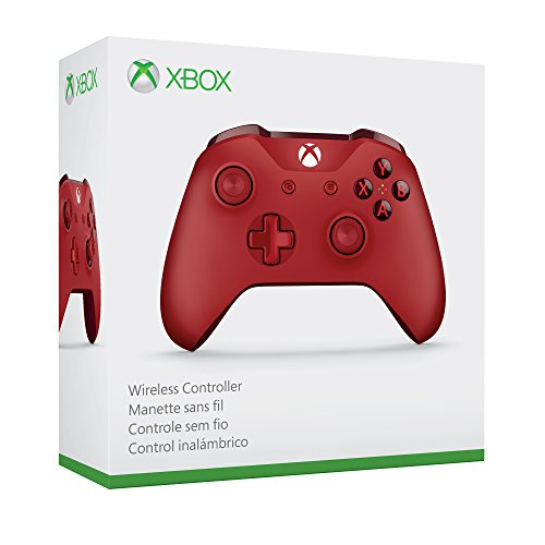41k3FZfH70L - Xbox Wireless Controller - Red