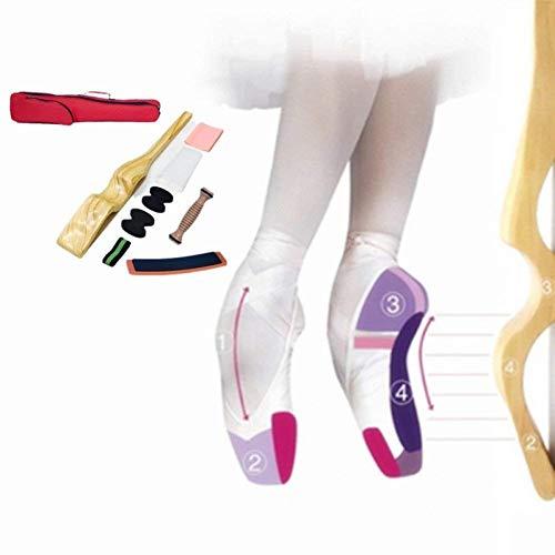 Forme Silicone Bois Turn Stretcher De pied Couvre La Pink2 Board Du En Exercice Hhgold Presser Corps Pour Medical Pied Foot Massif Coude Ballet Pression Danse L'appareil Uqaw7AF
