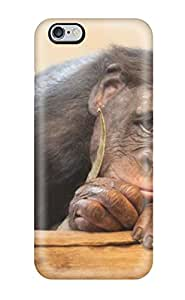 Perfect Cute Monkey Case Cover Skin For Iphone 6 Plus Phone Case