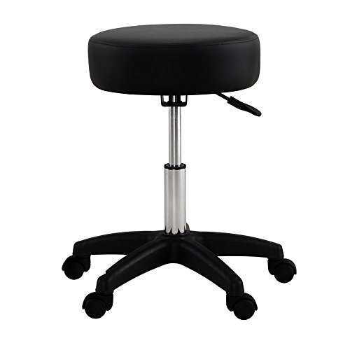 New!! Premium Adjustable Tattoo Salon Stool Hydraulic Adjustable Chair Facial Massage Beauty Spa