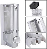 Amazon.com: 350ml Soap Dispenser Wall Mount Single-Head ...