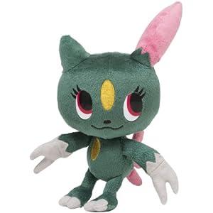 Pokemon Center Time Pitatto Sneasel Plush 7