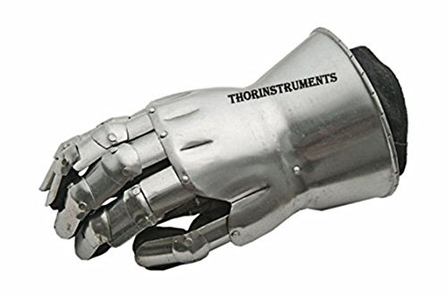 Thor Brand Medieval Hourglass Gauntlets by THORINSTRUMENTS