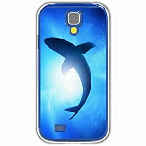 Personalized Samsung Galaxy S4 SIV 9500 Back Cover Diy PC Hard Shell Case White