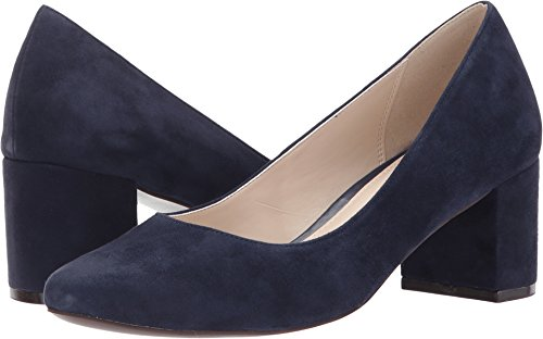 Cole Haan Women's Justine Pump 55Mm, Marine Blue, 8 B US by Cole Haan
