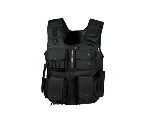 UTG Law Enforcement Tactical SWAT Vest, Black