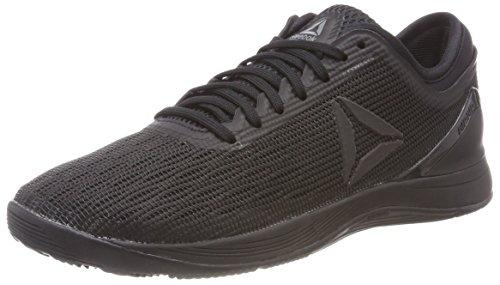 Reebok 0 Zapatillas de R para 8 Black 000 Mujer Black Deporte Black Nano Negro Crossfit rFrIq4