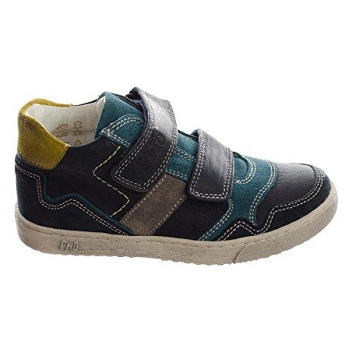 Primigi 61252/00 - Zapatillas de Piel para niño