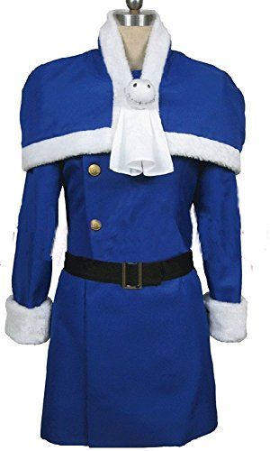 Fairy Tail Juvia Lockser Cosplay Costume Customize Cosplay Costume
