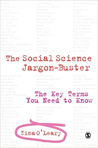 The Social Science Jargon-Buster: The Key Terms You Need to Know