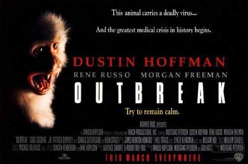 Amazon.com: Outbreak Poster Movie C (27 x 40 Inches - 69cm x 102cm ...