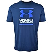 Under Armour UA GL Foundation SS T Camisa, Hombre