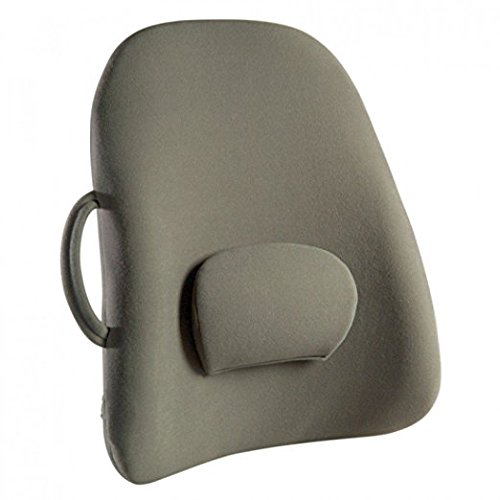 Lowback Backrest Support Obusforme Gray (Bagged) by Obus Forme