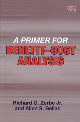 A Primer for BenefitCost Analysis