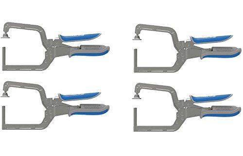 Kreg KHCRA Automaxx Right Angle Clamp (4-Pack) by Kreg