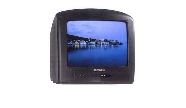 Telefunken MA 116 et Formato 4: 3 50 Hertz televisor: Amazon.es: Electrónica