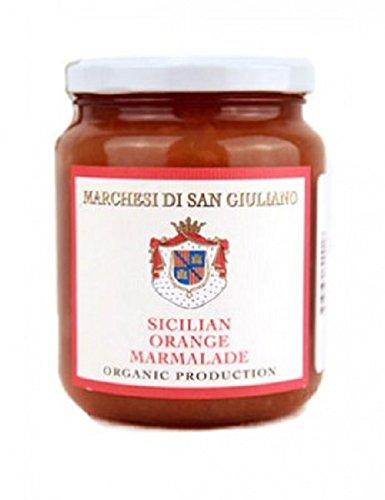 Marchesi Di San Giuliano Marmalade, Sicilian Orange, 16.2 Ounce
