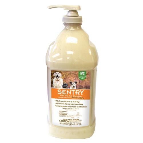 SENTRY Oatmeal Flea Tick Shampoo product image